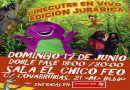 Vuelve Cinecutre en Vivo a Madrid el 17 de Junio