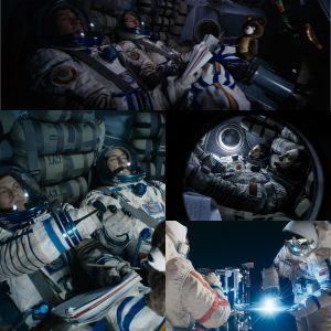 Héroes en el Espacio