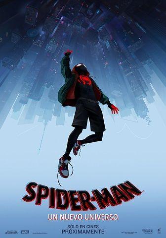 Tráiler de Spider-Man Un Nuevo Universo
