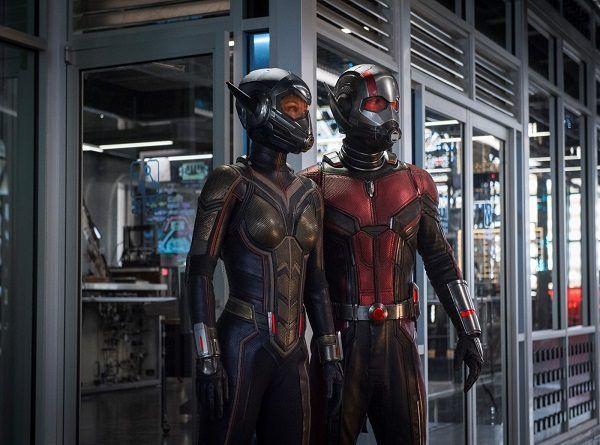 Resultado de imagen de Ant-Man y la Avispa de Peyton Reed