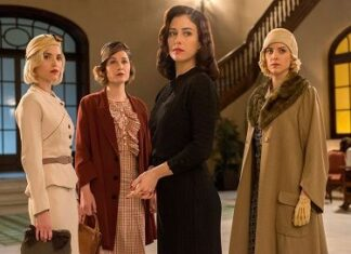 Tercera temporada de las Chicas del Cable