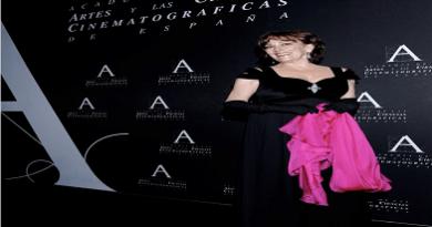 Premio Honorífico a Carmen Maura