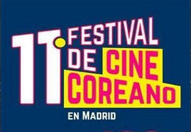 11 edición del Festival de Cine Coreano en Madrid | 30 de Agosto a 2 de Septiembre