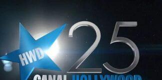 Canal Hollywood celebra 25 aniversario