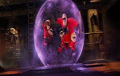 En agosto la familia de superhéroes regresa a los cines conLos Increíbles 2