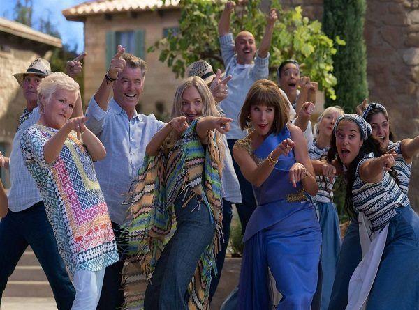 Crítica de Mamma Mia Una y otra vez dirigida por Ol Parker