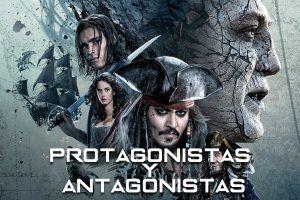 Protagonista y Antagonista