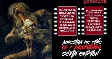 VI Muestra de Cine lo más Prohibido
