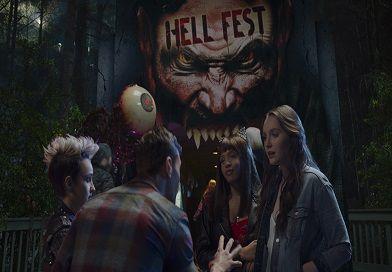 película Hell Fest