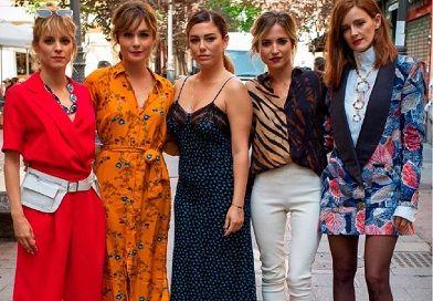 La Tercera Temporada de las Chicas del Cable