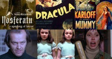 Cine de terror y dónde encontrarlo | Un pequeño repaso a lo largo de la historia