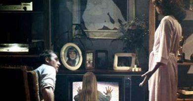 """No hay duda, """"Poltergeist"""" es una película de Steven Spielberg"""