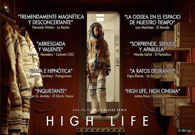 tráiler de High Life