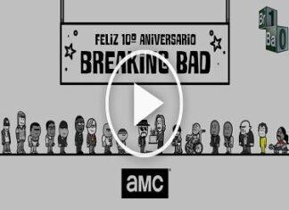 Breaking Bad en un minuto