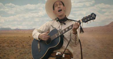 """Crítica de """"La balada de Buster Scruggs"""": Los hermanos Coen regresan al western dando giros irregulares"""
