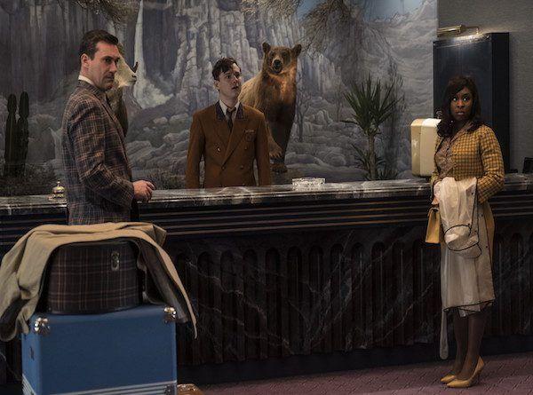"""Crítica de """"Malos tiempos en el Royale"""" dirigida por Drew Goddard"""