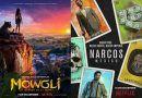 Novedades de Netflixrelacionadas con Mowgli yNarcos México