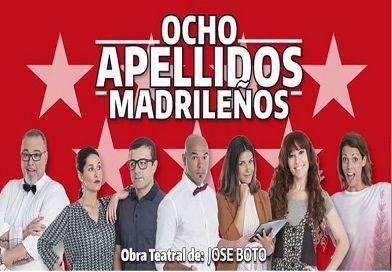 Ocho Apellidos Madrileños