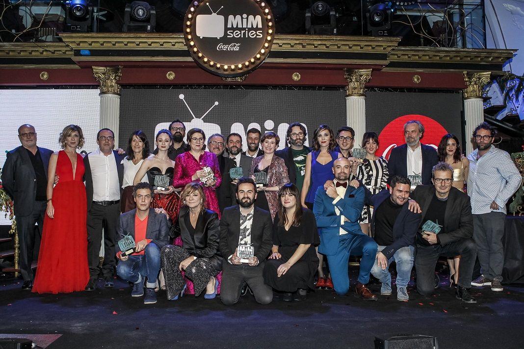 Premios Mim Series 2018