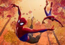 Spider Man Un nuevo universo