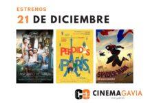 estrenos 21 diciembre