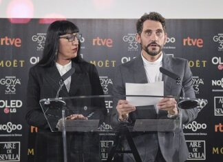 nominados a los 33 Premios Goya