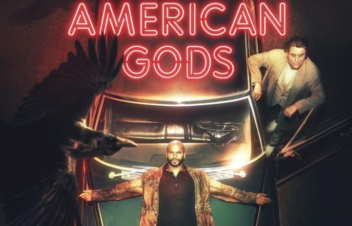 segunda temporada deAmerican Gods