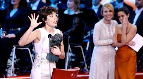 Anna Castillo a mejor actriz revelación en los premios Goya 2017