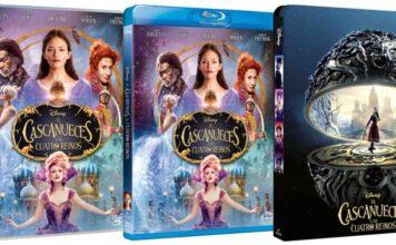 Cascanueces y los Cuatro Reinos en DVD y BLU-RAY