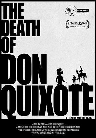 La muerte de Don Quixote