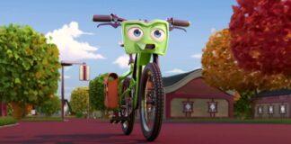 tráiler de Bikes