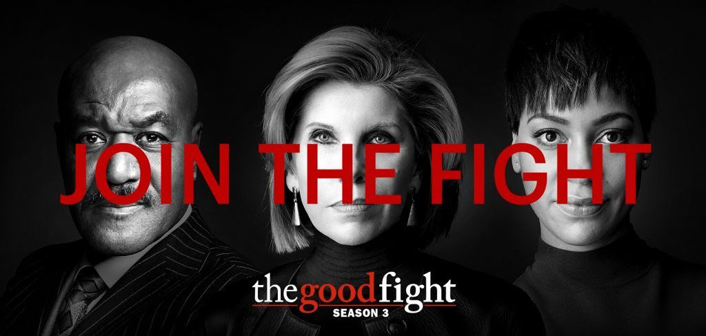 tercera temporada de The Good Fight