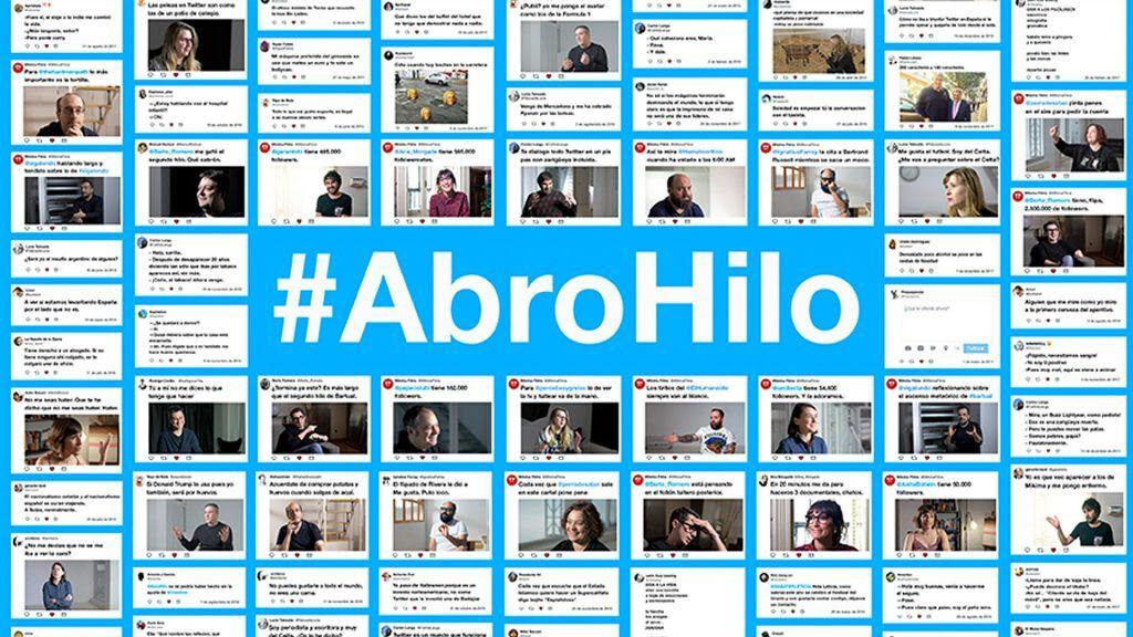 #ABROHILO