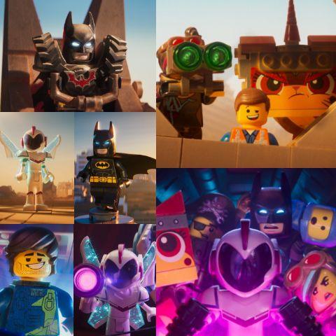 La LEGO Película 2.1