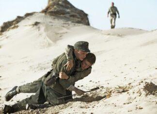 Bajo la arena