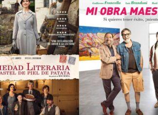 DVD y Blu-Ray en Marzo 2019
