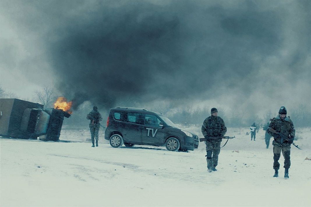 película Donbass