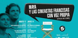 Maya y las cineastas francesas