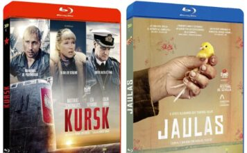Jaulas y Kursk en DVD y Blu-Ray en Abril 2019