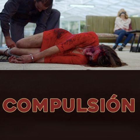 Título y escena de 'Compulsión'