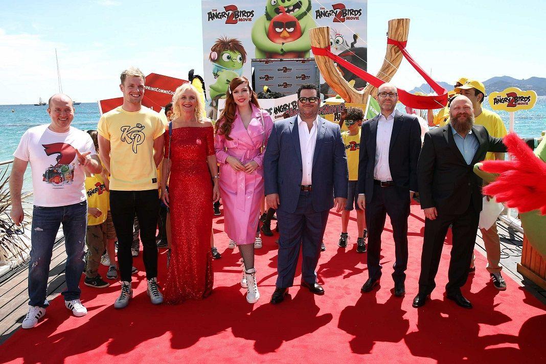 Angry Birds 2 La Película