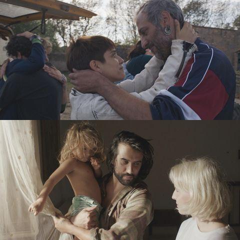 María León, Iván Altimira, Yohan Manca y Raphaëlle Corbisier