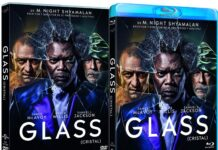 Glass en DVD y BLU-RAY