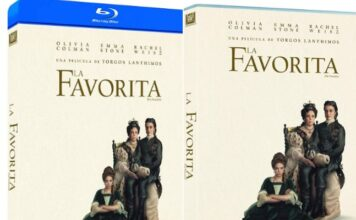 La Favorita en DVD y BLU-RAY