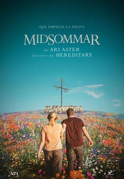 película Midsommar