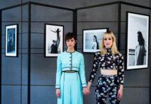 exposición fotográfica Elisa y Marcela