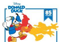 85º Aniversario del Pato Donald