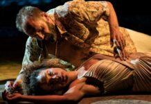 Antonio y Cleopatra, representación