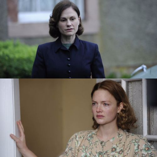 Anna Paquin y Holliday Grainger