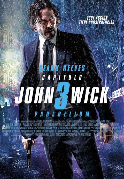 John Wick Capítulo 3 Parabellum